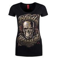 Blood In Blood Out Infernal D-Shirt Bronze