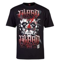 Blood In Blood Out Stone Face Tee Black
