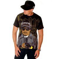 Bsat Gangsta Rap Legend Eazy Tričko