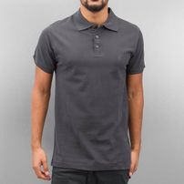 Cazzy Clang Classic Polo Shirt Grey