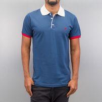 Cazzy Clang Damp II Polo Shirt Blue