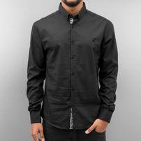 Cazzy Clang Paisley Shirt Black