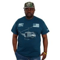 Tričko Cocaine Life HUY T-shirt Midnight Navy
