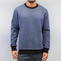 Cyprime 2 Tone Sweatshirt Indigo Melange