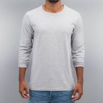Cyprime Basic Longsleeve Grey Melange