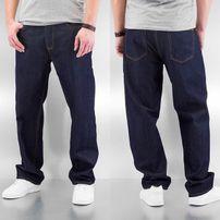 Cyprime Bazon Loose Fit Jeans Dark Blue
