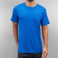 Cyprime Breast Pocket T-Shirt Blue