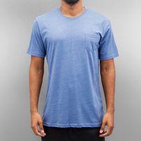 Cyprime Breast Pocket T-Shirt Grey-Blue