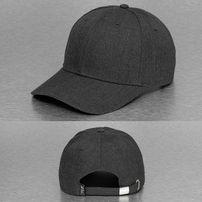 Cyprime Folding Clasp Snapback Cap Dark Grey