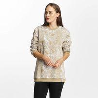 Cyprime Sodium Oversized Sweatshirt Beige