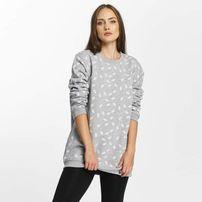 Cyprime Tantalum Oversized Sweatshirt Grey