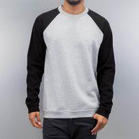 Cyprime Two Tone Sweatshirt Grey Melange/Black