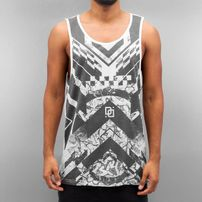 Dangerous DNGRS Baron Tank Top White