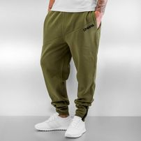 Dangerous DNGRS Basic Sweat Pants Capulet Olive