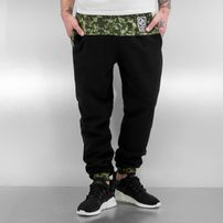 Dangerous DNGRS Chill Sweat Pants Black/Camo