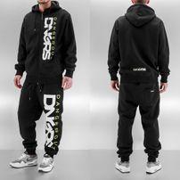 Dangerous DNGRS Classic Sweat Suit Black/Green