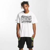 Dangerous DNGRS Cooper Street Art T-Shirt White