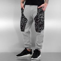 Dangerous DNGRS Donnie Sweatpants Grey Melange