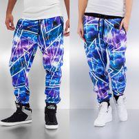 Dangerous DNGRS Galaxy II Sweat Pants Blue/Purple