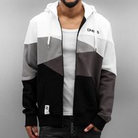 Dangerous DNGRS Limited Edition II Zip Hoody White