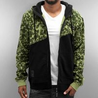 Dangerous DNGRS Limited Edition Zip Hoody Camouflage/Black