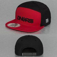 Dangerous DNGRS Logo Snapback Cap Black/Red