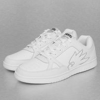 Dangerous DNGRS Logo Sneakers White