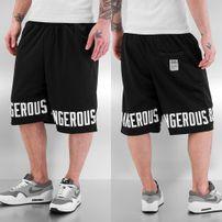Dangerous DNGRS Mesh Shorts Black