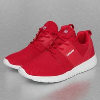 Dangerous DNGRS Mesh Sneakers Red