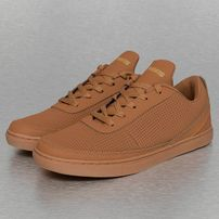 Dangerous DNGRS Perforated Sneakers Brown