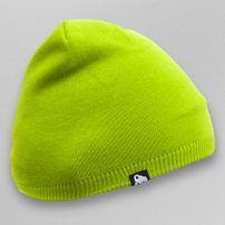 Dangerous DNGRS Plain Colour Beanie Lime Green