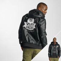 Dangerous DNGRS Represent Jacket Eigthball Black