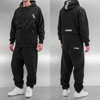 Dangerous DNGRS Rock Sweat Suit Jet Black