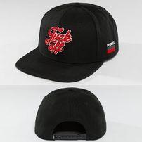 Dangerous DNGRS / Snapback Cap FCKoff in black