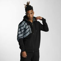 Dangerous DNGRS Statement Zip Hoody Black