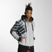 Dangerous DNGRS Statement Zip Hoody Grey