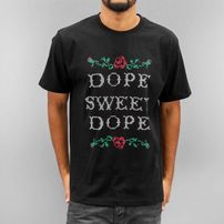 Dangerous DNGRS Sweet Dope T-Shirt Black