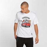 Dangerous DNGRS / T-Shirt DNGRS Wagon in white