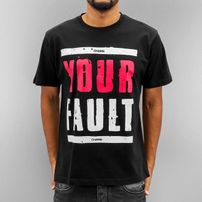 Dangerous DNGRS Your Fault T-Shirt Black