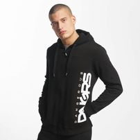 Dangerous DNGRS / Zip Hoodie Classic in black
