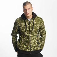 Dangerous DNGRS / Zip Hoodie Classic in camouflage