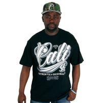 Dyse One Authentic Tee Black