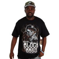 Dyse One Block Red Tee Black
