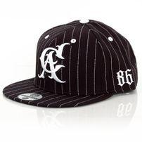 Dyse One CA Pinstripe Hat Black
