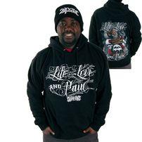 Dyse One La Vida Hoody Black