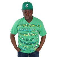 Ecko Unltd Askew One Tee Green