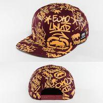 Ecko Unltd. Graffiti Snapback Cap Purple