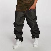 Ecko Unltd. / Loose Fit Jeans Hang in black