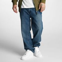 Ecko Unltd. Naboo Baggy Fit Jeans Mid Blue