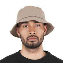 Flexfit Cotton Twill Bucket Hat Khaki